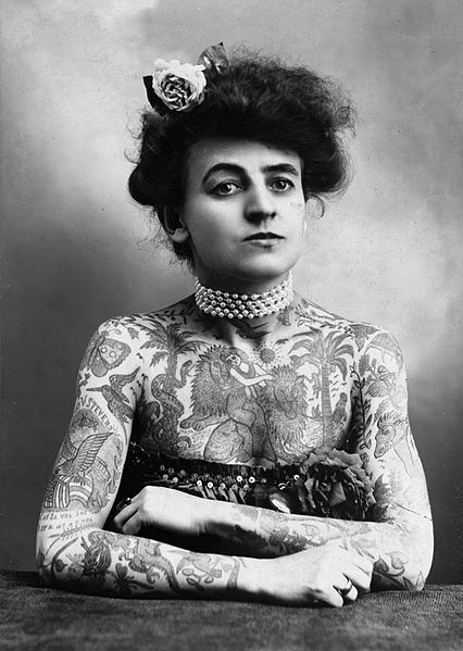 Il Tatuaggio, storia, nascita e sviluppo