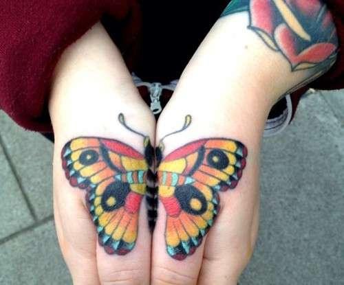 farfalla tattoo