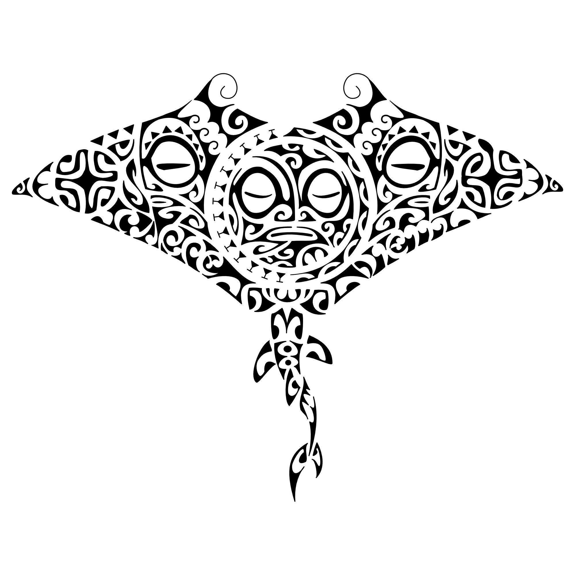 Tattoo Polinesiano i vari tipi