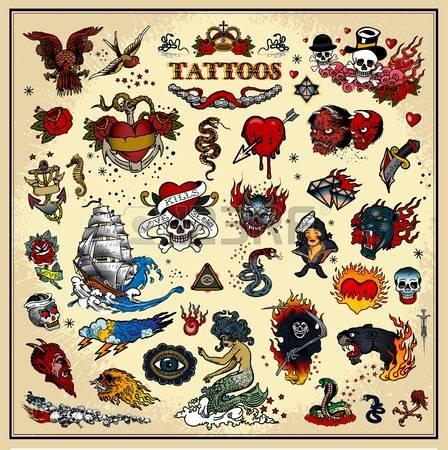 Disegni da tatuaggi, quali scegliere