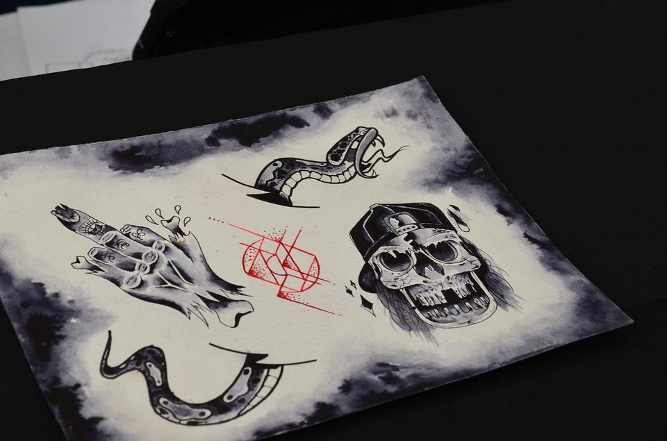Disegni tatuaggi, tantissime idee in bianco e nero e a colori