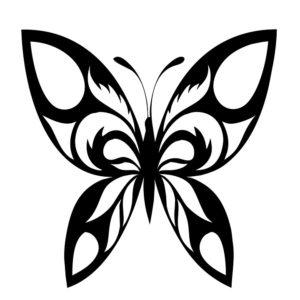 farfalle tatuaggi