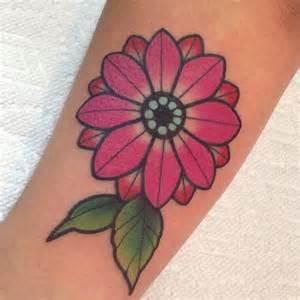 tatuaggio margherita