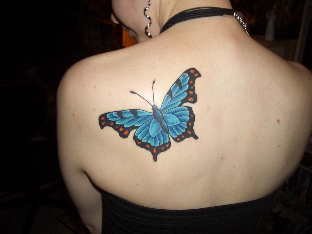 Farfalla tattoo: Simbolo e significati