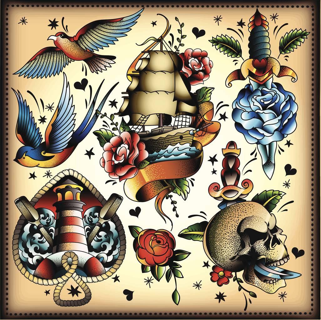 Old School Tattoo tutto ciò che occorre conoscere su questo stile unico