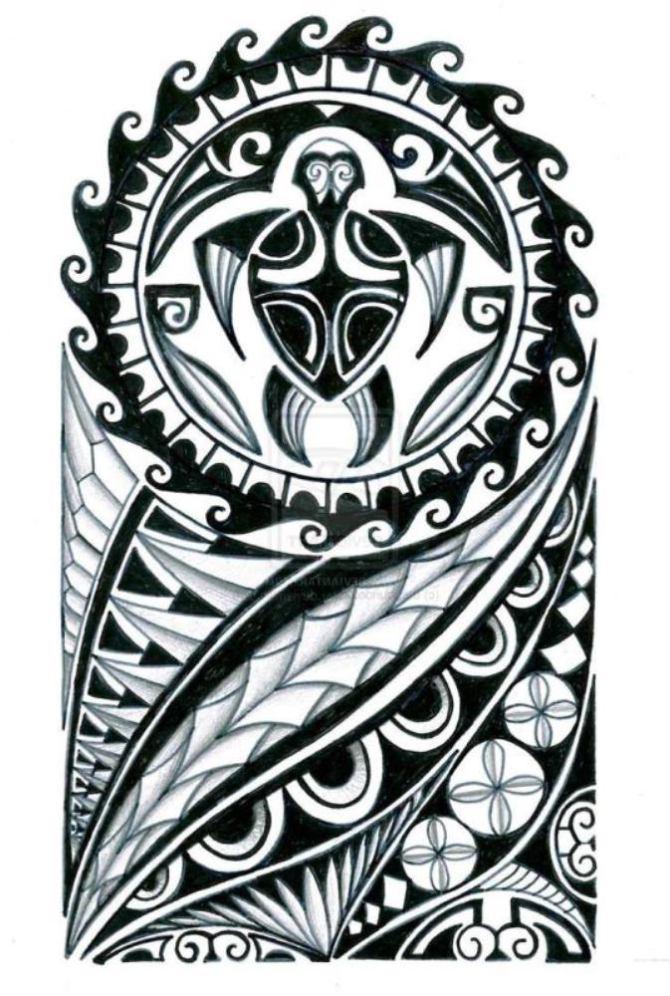 Tatuaggio Polinesiano, stile e tradizione